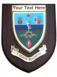 7th Signal Regiment Personalised Military Wall Plaque